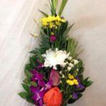 クランツ人気のお盆のお花販売してます。